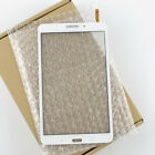 White Glass Touch Screen Digitizer Lens For Samsung Galaxy Tab 4 8.0""