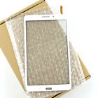 """White Glass Touch Screen Digitizer Lens For Samsung Galaxy Tab 4 T330 T337 8.0"""""""