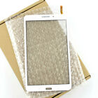 """White Glass Touch Screen Digitizer Lens For Samsung Galaxy Tab 4 8.0"""""""