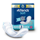 Attends Soft 3 Extra Incontinence Pads For Women (Choose Quantity)