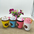 Adorable Cream Coffee Cup Soft Squishy Slow Rising Cream Scented Funny Toy Gift