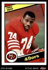 1984 Topps #354 Fred Dean 49ers NM/MT $8.0 USD
