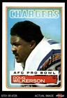 1983 Topps #381 Doug Wilkerson Chargers NC Central 8 - NM/MT $0.99 USD on eBay