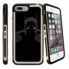 """For Apple iPhone 8 Plus 5.5"""" (2017) Protective Gold Case Belt Clip Kickstand"""