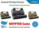 BALLISTIC KRYPTEK CUSTOM FIT SEAT COVERS for PONTIAC VIBE