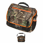 G Loomis Skeleton Fish Logo Travel Luggage River Runner Bag with Tablet Sleeve