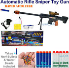 Electric Auto Sniper Toy Shot Gun Water Crystal - Best Reviews Guide