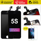 LOT LCD Display Touch Screen Digitizer Full Assembly for iPhone 5S A1533 Black