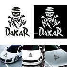 Fashion 1 Piece Cool Dakar Skull Wall Decal Styling Car Sticker EN24H 01