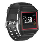 Accessory Replacement TPU Wrist Band Strap Bracelet+Rugged Case For Fitbit Ionic