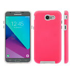 For Samsung Galaxy Sol 2 Rubberized Anti-Slip Hybrid Rubber Case Cover
