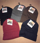 BEANIE HAT IN ASSORTED COLOURS FOR COLD WINTER HEAD WARMTH- UNISEX/ MENS/YOUTHS