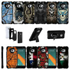 For HTC One M10 | HTC 10 | HTC 10 Lifestyle Dual Layer Case - Tough Designs