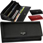 Picard Women's Wallet Classic Leather Smooth Wallet Purse Wallet image