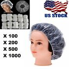1000 LOT Elastic Salon Hotel Disposable one-off Spa Hair Protect Shower Bath Cap