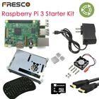 Raspberry Pi 3 Educational Programming Kit Silver Case i8 keyboard Ubuntu Heat