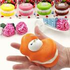 New Cute Super Slow Rising Sweet Smell Simulated Macarons Squeeze Toy S0BZ
