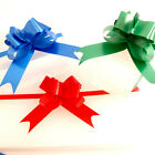 MAGIC BOWS 50mm PULL BOWS FOR GIFT WRAPPING, XMAS DECORATIONS, FLOWER DISPLAY