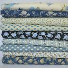100% cotton material fabric bundles 25cm x 25cm for sewing patchwork & craft