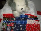 """Holiday Male dog diapers-Belly Bands Lot of (3)Waist 12""""-14"""" more in E-Bay store"""