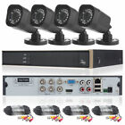 Внешний вид - DID 4CH 1080N DVR Home CCTV Security Camera System 720P IP65 + 4 Outdoor Cameras