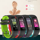 Waterproof Pedometer Bluetooth 4.0 OLED Screen Bracelet Anti-lot for Android iOS