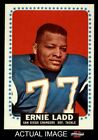 1964 Topps #163 Ernie Ladd Chargers EX/MT $12.5 USD