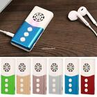Portable Mini Wireless Speakers MP3 USB 2.0 N4U8