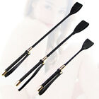 """21"""" Riding Crop Horse Whip Faux Leather Flogger Horse Bandage Sex Whip Restraint"""