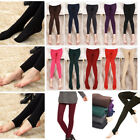 Women Seamless Winter Thick Warm Cotton Stretchy Slim Casual Leggings Pants NEW