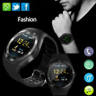 Bluetooth Smart Watch Touchscreen Unlocked Watch Phone for Android Men Women Boy