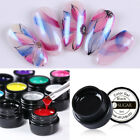 5ml Painting UV Gel Pure Multi-color Pearl Shimmer Nail Art Gel Varnish UR SUGAR
