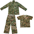 Kids New MTP / Multicam Match jacket trousers and t-s Pack/ HMTC Camo All Sizes