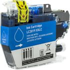 Compatible [XXL Super High Yield] LC3019 Cyan Ink Cartridge LC3019C for Brother