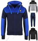 NEW KIDS MESH TRACKSUIT SET FLEECE HOODIE TOP & BOTTOMS JOGGERS BOYS 7 - 13