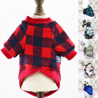 Dog Cotton Sweater S M L XL - Coat Puppy Pet Warm Clothes Jumper For Chihuahua