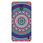 Mandala Beauty HARD Protector Case Snap On Slim Phone Cover Accessory