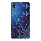 AMZER Midnight Lily HARD Protector Case Snap On Slim Phone Cover Accessory