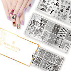 Nail Stamping Plates Valentine's Day Design Image Printing Templates Born Pretty