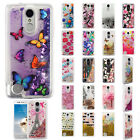 For LG Aristo 2 Liquid Glitter Quicksand Hard Case Phone Cover Accessory