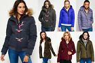 New Womens Superdry Jackets Selection - Various Styles & Colours 1601 3