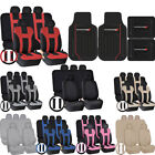 Front Rear Floor Mats UAA Seat Covers Steering Universal Set Car Suv for Dodge $89.95 USD on eBay