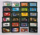 Vintage & Authentic Gameboy Advance Games Lot ~ Play on GBA SP DS DSL Disney Fun