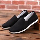 Beijing Mens Slip On Casual new hot Canvas shoes Driving Mocassin Loafer CH88