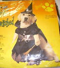 Bewitched Witch Dog Costume S M L NIP