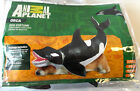 Orca Killer Whale Dog Pet Halloween Costume XS 12-16 L NIP