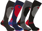 Men Ski Socks Men's Long Winter Snow Socks Hiking Walking Snowboarding Thermal