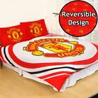 FOOTBAL CLUB PULSE DUVET COVER SETS SINGLE & DOUBLE - ARSENAL MANCHESTER CHELSEA