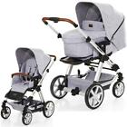 ABC Design Combination Pram Turbo 4 CHOICE OF COLOURS NEW