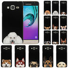 For Samsung Galaxy J3 J310 J320/ J3 V/ Sky S320 Dog Design Hard Back Case Cover